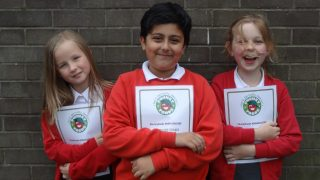Phunky Ambassadors have been busy at The Greetland Academy