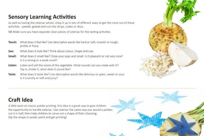 Knobbly Wobbly Sensory Learning Activities