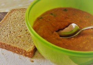Spicy lentil soup_1